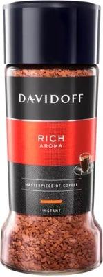 кофе растворимая Davidoff Rich Aroma 100г