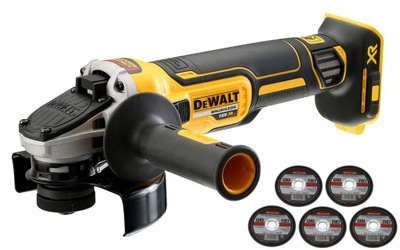 Brúska - DEWALT BRUSHER DCG405N 18V 125mm