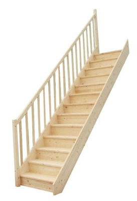 деревянная лестница прямые EGD 080R SOWOSZ гр.3 ,2