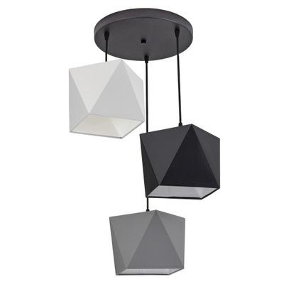 ЛАМПА подвесной светильник ПОТОЛОЧНАЯ ЛЮСТРА Алмаз LED 299-E3