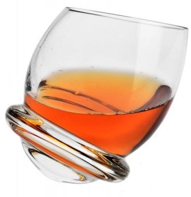 STROJ Roly-Poly hojdacia pohárom whisky 200 ml