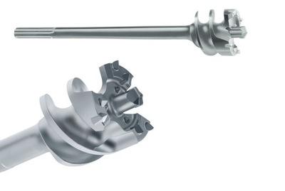 PRZEBICIOWE vrtáka SDS-Max HANSEN 55/450/600mm