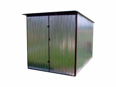 гараж жесть Железный Гаражи 2x2 2x3 3х4 3х5 4х5