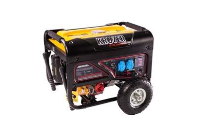 Generátor, príslušenstvo pre generátor - Výkonový generátor KRUZER 3500W AVR 1F EL.START