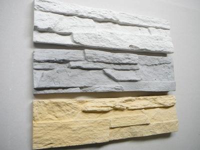 KAMIEŃ DEKORACYJNY imitacja łupek piaskowiec gips