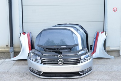 КАПОТ ZDERZAK КРЫЛО REFLEKTOR PAS VW PASSAT B7, фото