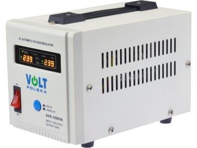 Стабилизатор напряжения тока AVR 1000VA ВОЛЬТ польский