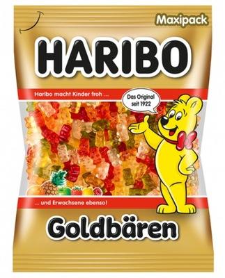 Haribo Goldbaren żelki złote misie miśki 360g
