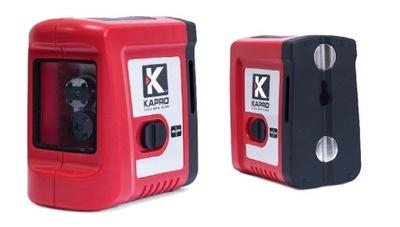 Laserový merač - KAPRO LASER CROSS POZIOMICA KA862 Magnet