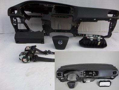 Вольво S60 V60 на платформе S40 и V40 орг деска konsola кокпит воздуха