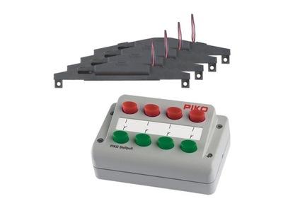 комплект управления для 4 выключатели H0, Piko 55392