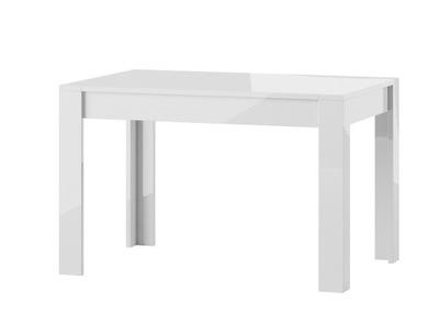 стол SYRIUS Белый блеск 120-190