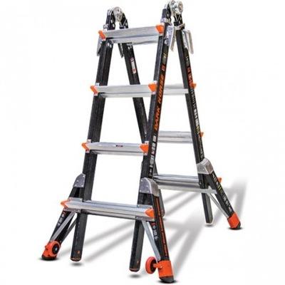 Rebrík laminát przegubowa 4x4 ALTREX
