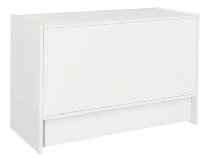 прилавок Представляется 120 +ящик замок Леди мебель белое