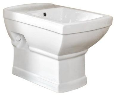 Závesné WC, bidet -  BEDET pozastavené štýl Cleopatra 15 retro