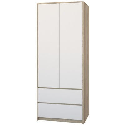 шкаф ?????????? ОФИСНАЯ 2 ящик сонома микс B6