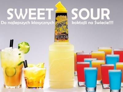 Finest Call Sweet&Sour микс Виски кислый лимон