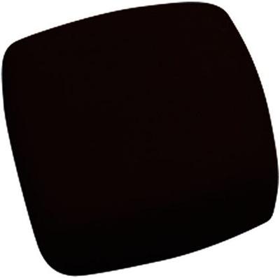 Глазурь Податливый Масса Вата черная - 1 кг