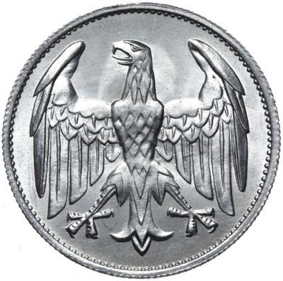 Германия - 3  1922  - БЕЗ НАДПИСИ - Instagram UNC