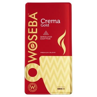 НОВИНКА ! Woseba Креме Gold кофе молотая 500 г