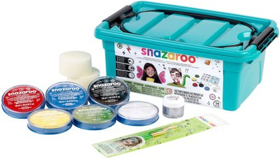 Snazaroo-Mini starter Kit pre maľovanie na tvár