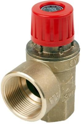 Membránový ventil pre 2,5 BAR - 1