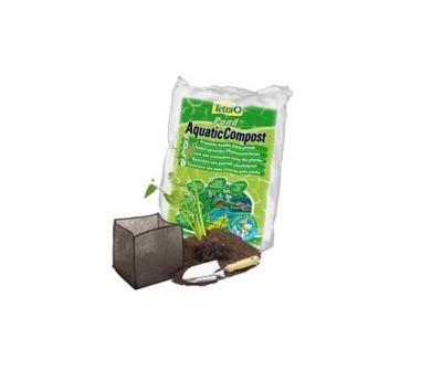 Тетра Понд AquaticCompost 8l комплект для растений