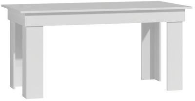 БОЛЬШОЙ стол Столовая Салон 160x80x75 Белый