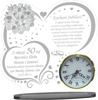 30 40 50 instagram СВАДЬБЫ СТАТУЭТКА подарок часы