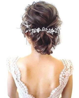 ślubne Dodatki Do Włosów Allegropl