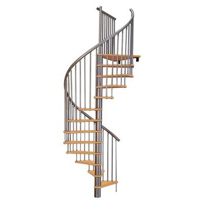 Лестница Вьющиеся SPIRAL EFFECT SILVER buk120 для 309