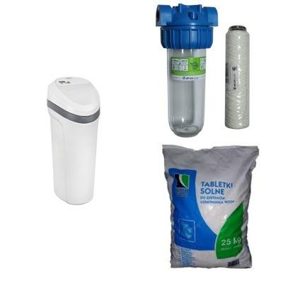 Viessmann AQUAHOME 20-N zmäkčovača vody soľ 50 kg