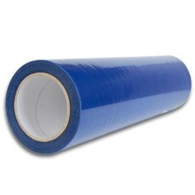 пленка ЗАЩИТНЫЕ самоклеющаяся синяя 50 см х 75м