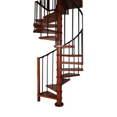 Лестница Вьющиеся , спиральные КОРА модель Berlin 110 см