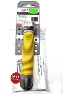Flexibilná plynová hadica 3/4 WZ 13-22cm. ... 177