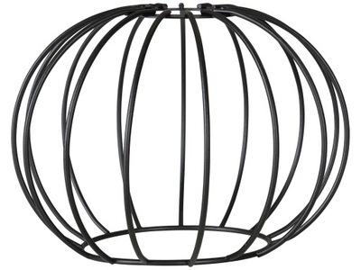 металлический Купол для Ламп E27 loft круглый проволока 18x13