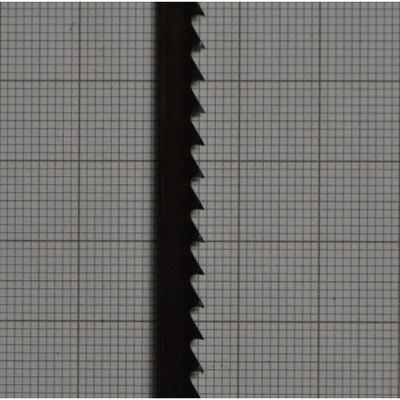 Tvrdeného kapela pílového kotúča modelovanie 6x0,5x4 PILANA