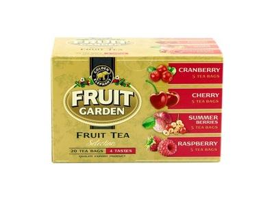 Fruit GARDEN чай ФРУКТОВАЯ 20шт посмотри Попробуйте