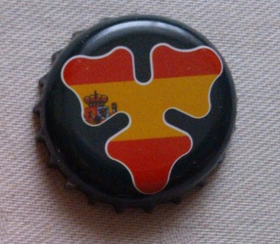 Крышечку от пива CARLSBERG MS - Испания