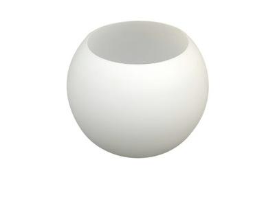 АБАЖУР ,Мяч ОТКРЫТАЯ для СВЕТИЛЬНИКОВ,ЛЮСТР Белый стекло