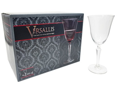 Бокалы ??? вина красн Versallis Royal Leerdam 32