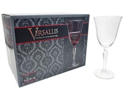 Бокалы для вина красн Versallis Royal Leerdam 32