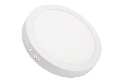 панель плафон LED для настенного монтажа круглый 18W 1620LM
