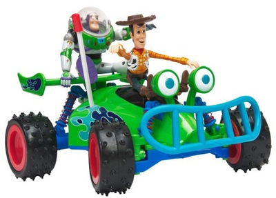 Toy story buzz Lightyear a woody KIS HRAČKY 140066
