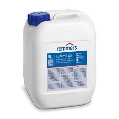 Remmers Funcosil WS impregnácia pre starých tehál 5L