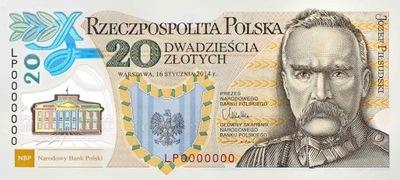 Банкноты 20  Легионы