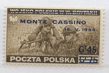 Fi 338 P** Взятие Монте-Кассино