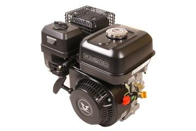 SPAĽOVACÍ MOTOR ZONGSHEN GB200 6.5 KM HRIADEĽ 20 mm