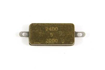 KONDENSATOR WYSOKONAPIĘCIOWY 2400 pF 2 kV