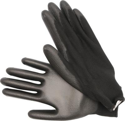 перчатки защитные рабочие садовое прорезиненные Vorel